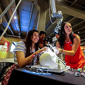 OU Medicine showcases Synaptive technology at Science Museum Oklahoma