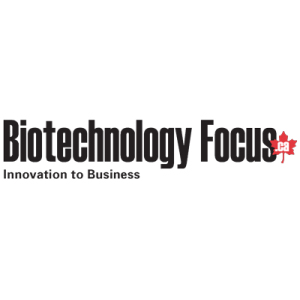 Biotechnology Focus recognizes Synaptive's Cameron Piron
